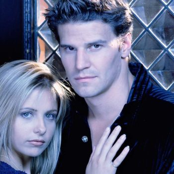 "David Boreanaz just ruined our hopes and dreams for a ""Buffy the Vampire Slayer"" reunion"