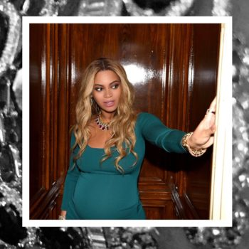 Beyoncé shares baby bump photos from an Oscars party, is flawless as usual