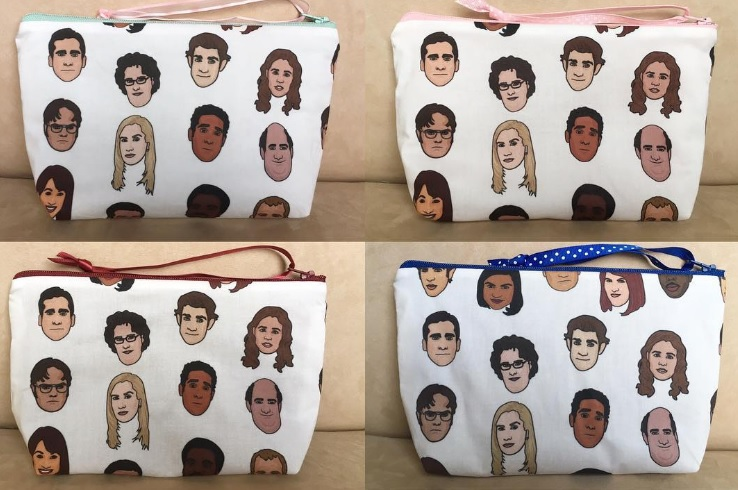 Here S Where You Can Get The Office Bag That Jenna Fischer Is Curly In Love With Hellogiggles