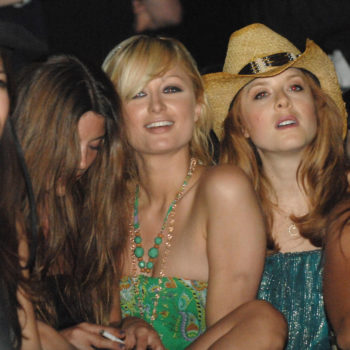 This is what Coachella looked like in 2007