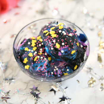 This DIY galaxy ice cream will make you go astro-NUTS