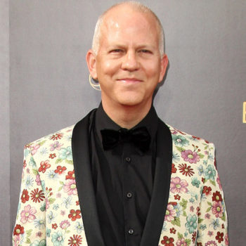 """American Horror Story"" showrunner Ryan Murphy opened up about the homophobia he's encountered in the TV industry"