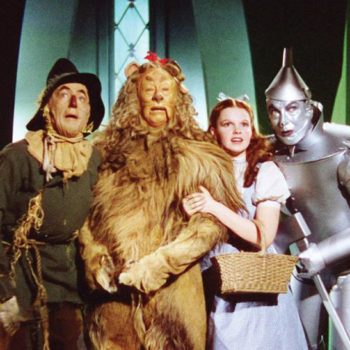 "There's apparently going to be a ""Wizard of Oz"" horror movie, and we're already so creeped out"