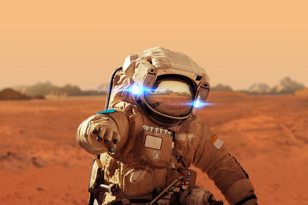 NASA wants to put a giant shield around Mars so we can live there, and we're cool with this