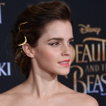 "Emma Watson just responded to the backlash over her braless ""Vanity Fair"" photo"