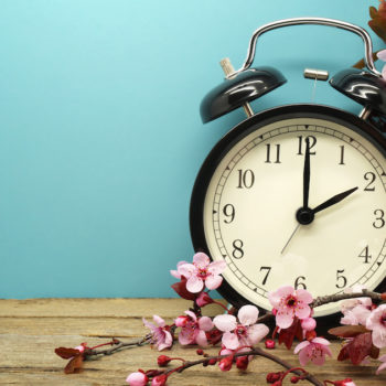 Prepare yourselves! Here's when you need to change your clocks for daylight saving time