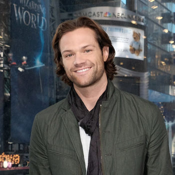"""Gilmore Girls'"" Jared Padalecki shared a supernaturally beautiful photo of his wife and boys"