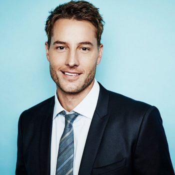 """Justin Hartley from """"This Is Us"""" is patiently awaiting his first nude scene"""