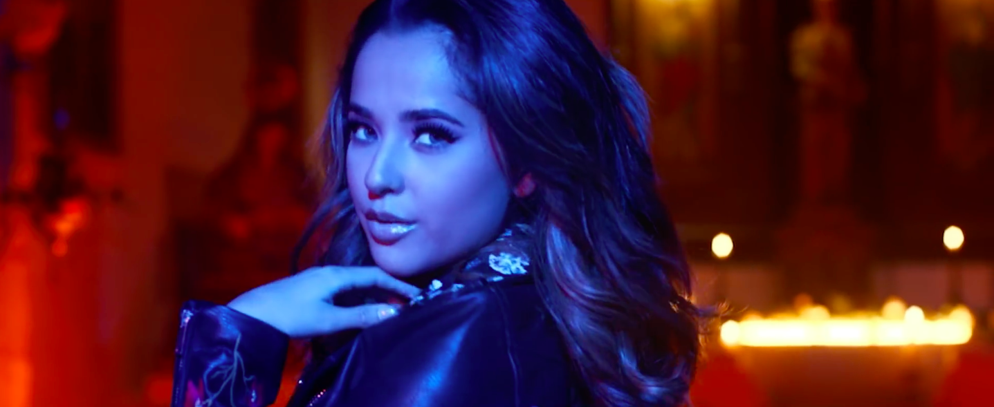 Here is the new music video from Becky G's forthcoming Spanish