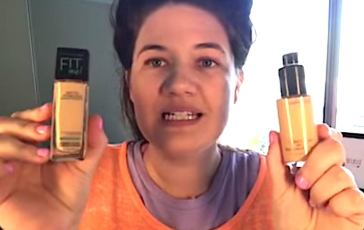This realistic makeup tutorial is going viral, because it sounds like all of us when we get ready