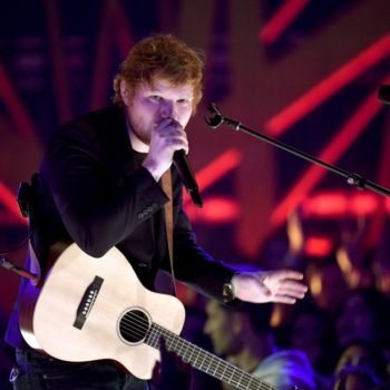 Ed Sheeran got a super scary injury while traveling last year, and we're still cringing