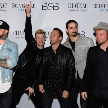 The Backstreet Boys explain why they're so glad social media didn't exist in their heyday