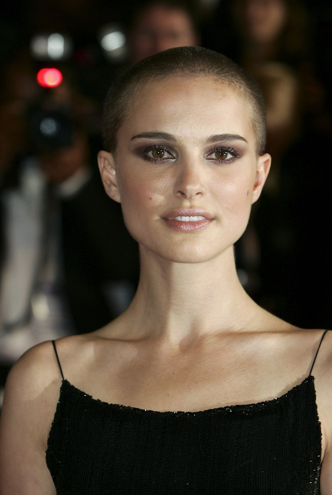 9 Iconic Hollywood Buzz Cuts That Were Still Lusting Over