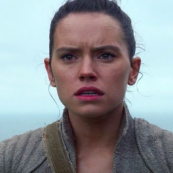 """The director of """"Star Wars: The Last Jedi"""" just tweeted something terribly cryptic about the movie's title"""