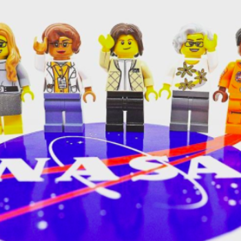 Lego is going to sell a fan's design featuring women in NASA, which is seriously out of this world