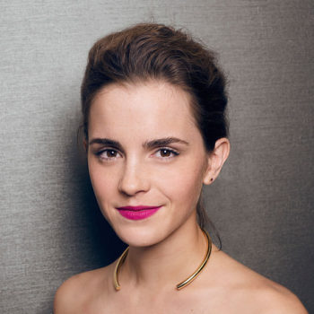 Emma Watson traveled around and planted books at these women's memorials for International Women's Day