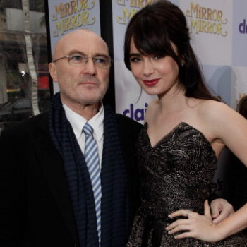 Lily Collins writes vulnerable, moving letter forgiving her dad Phil Collins