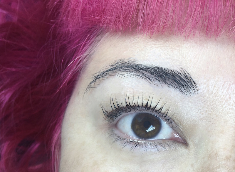 If Youre Curious About Getting A Lash Lift Read What Happened When