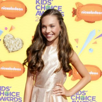 """""""Dance Mom's"""" Maddie Ziegler shares the best advice Sia ever gave her"""