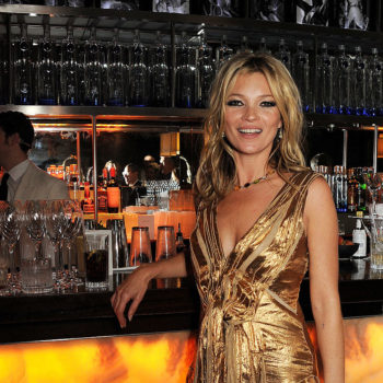 "Surprise! Kate Moss scored a role in the ""Love Actually"" reboot"