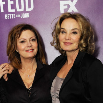 Jessica Lange and Susan Sarandon are speaking out about ageism and sexism in Hollywood, and it's so important