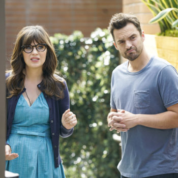 """Jess has a nose ring in """"New Girl"""" Season 7 — and more behind-the-scenes photos you have to see"""