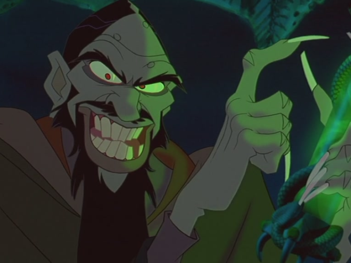 """Here's why you won't find Rasputin in the new """"Anastasia ..."""
