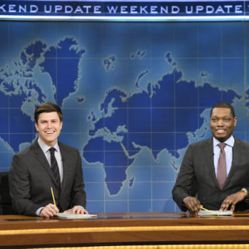 "Weekend Update is getting a spinoff to hold us over during the long summer without ""SNL"""