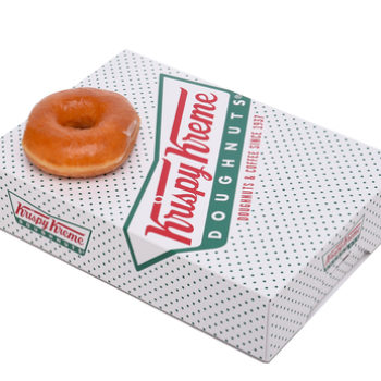 """Krispy Kreme is now selling """"luxury doughnuts,"""" and you need to stare at them"""
