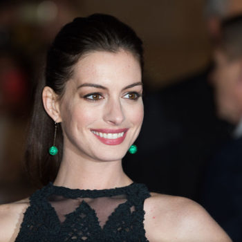 "Anne Hathaway says that starring in ""Oceans 8"" made her rethink her role as a woman"