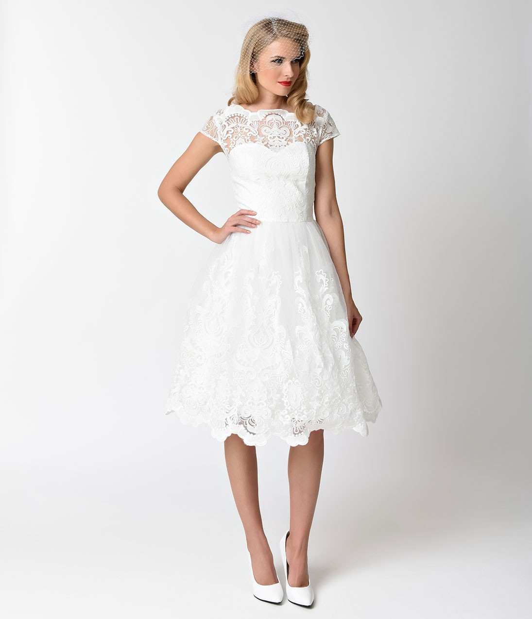 Vintage Wedding Dresses In London: Here Are 22 Affordable Retro-inspired Wedding Dresses That