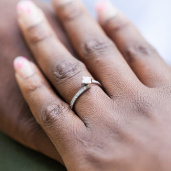 Apparently, millennials prefer THIS type of engagement ring
