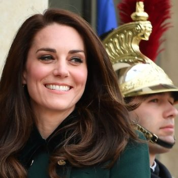 Kate Middleton's St. Patrick's Day outfit proves we should all be wearing brooches