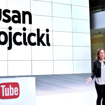 YouTube's CEO just schooled every other tech company on how to treat female employees