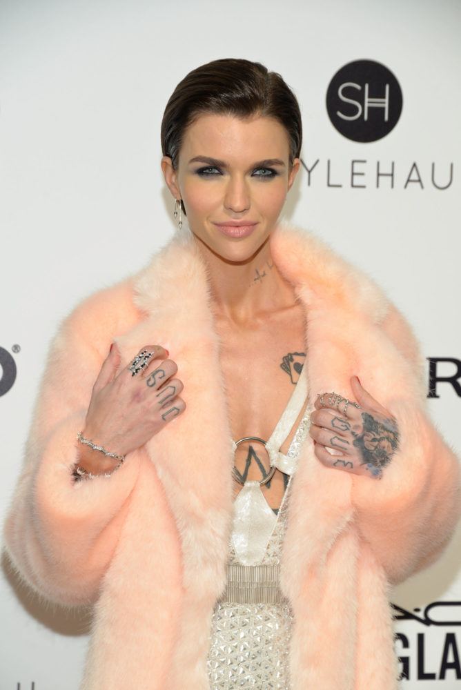 7266c82d0 Ruby told Cosmopolitan just why she wants to get her hand tattoos removed.