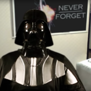 """The laughs are strong with us in this BBC Dad """"Star Wars"""" parody"""