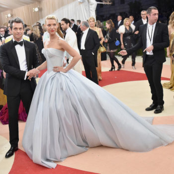 Remember Claire Danes's glowing Met Gala gown? Now you can FINALLY get the look for yourself