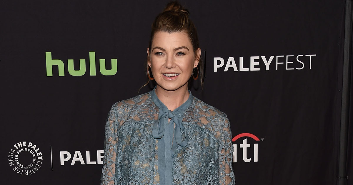Ellen Pompeo Spoke About Why Shes Stayed On Greys Anatomy For So