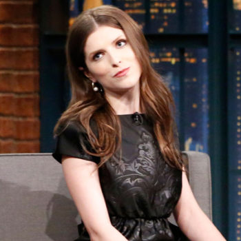 """Anna Kendrick rapping on the """"Pitch Perfect 3"""" set at 5 a.m. is exactly what you need to get through Monday"""