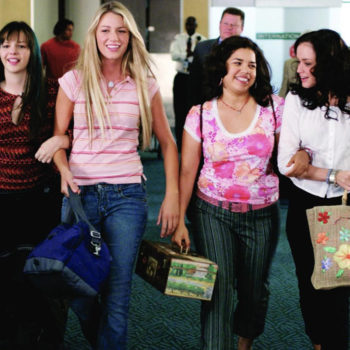 """""""The Sisterhood of the Traveling Pants 3"""" could totally happen"""