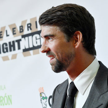 This Starbucks barista wrote the cutest thing on Michael Phelps' coffee cups