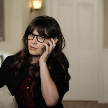 "It happened (again), Jess confessed she loves Nick on ""New Girl"""