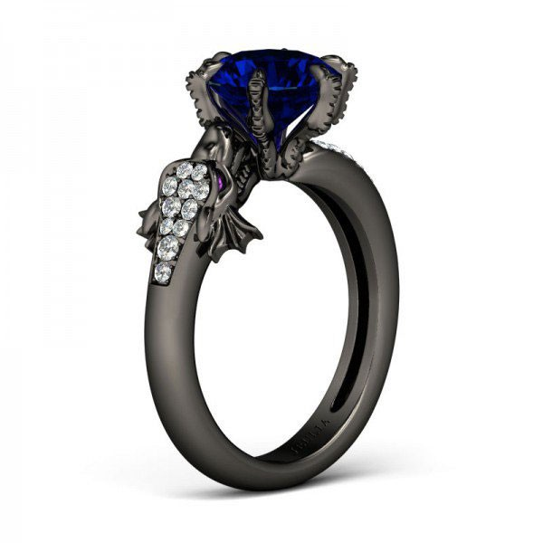 dragon wedding ring jeulia 3678