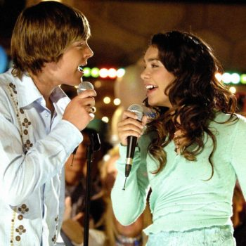 """Vanessa Hudgens reveals what role she'd play if she came back to do """"High School Musical 4"""""""