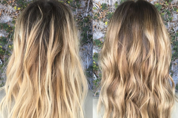 Gloss Smudging Is The Hair Highlighting Trend You Re About To See