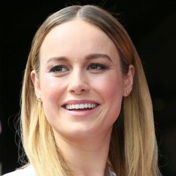 There is so much proof Brie Larson owns the best shirts in the world.