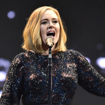 Adele spoke about how she might not ever tour again, and NOOO