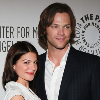 """Supernatural's"" Genevieve and Jared Padalecki welcome their daughter into the world"