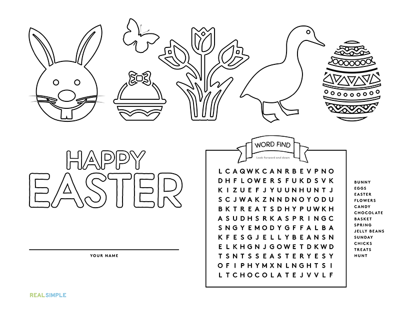 Here are some trés adorable placemats you can print out and color ...