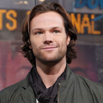 "We love that ""Supernatural"" actor Jared Padalecki's son is a fan of painting his nails"